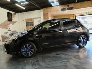 2014 Nissan Leaf ZE0 Black Reduction Gear Hatchback Perth Perth City Area Preview