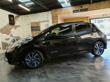 2014 Nissan Leaf ZE0 Black Reduction Gear Hatchback Perth Perth City Area Preview