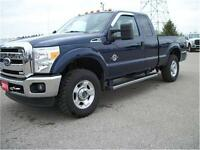 2011 Ford F-250 XLT Super Cab 4x4 | CERTIFIED | DIESEL