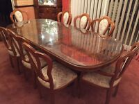 Dining room furniture - italian style
