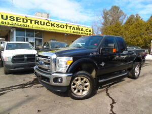 2013  Ford F350  Lariat /Diesel /4x4/Leather/Loaded