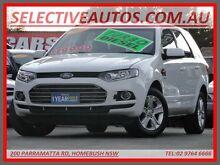 2011 Ford Territory SZ TX (4x4) White 6 Speed Automatic Wagon Homebush Strathfield Area Preview