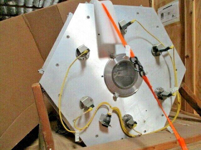 Brooks 001-7500-02 Robot Transfer Module Vacutran 5 VTR5, 001-1951-05, 101753