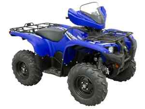 YAMAHA GRIZZLY DAE LE USE BAS MILLAGE West Island Greater Montréal image 1