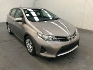 2014 Toyota Corolla ZRE182R Ascent Positano Bronze 7 Speed CVT Auto Sequential Hatchback Moonah Glenorchy Area Preview