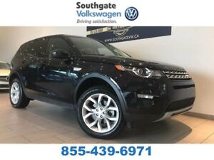 2016 Land Rover Discovery Sport HSE   LEATHER   NAV   SUNROOF