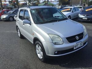 2003 Holden Cruze YG Silver 4 Speed Automatic Wagon Hillcrest Port Adelaide Area Preview
