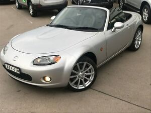 2005 Mazda MX-5 NC (Leather) Silver 6 Speed Manual Convertible Dee Why Manly Area Preview