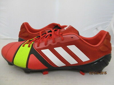 507aa7990e2 Adidas Nitrocharge 1.0 SG FOOTBALL BOOTS UK 7 US 7.5 EUR 40.2 3