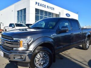 2018 Ford F-150 Lariat 4x4 SuperCrew Cab Styleside 6.5 ft. box 1