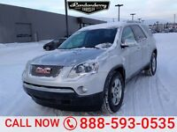 2012 GMC Acadia AWD 8 SEATER