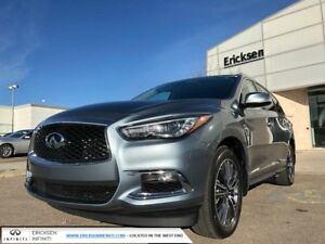 2017 Infiniti QX60 PREMIUM/NAVIGATION/ALL WHEEL DRIVE/HEATED SEA