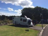 2007 Compass Connoisseur 556 / 6 berth touring caravan / Trio Sport Awning and ground sheet inc.