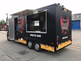 WANTED CATERING PITCH MILTON KEYNES