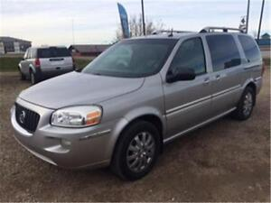 2005 Buick Terraza CXL Heated Leather DVD ONLY $5950