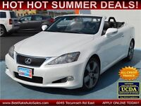 2010 Lexus IS 250C Convertible with LEATHER, LOADED Windsor Region Ontario Preview