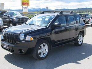 2009 Jeep Compass Sport/North 4dr 4x4