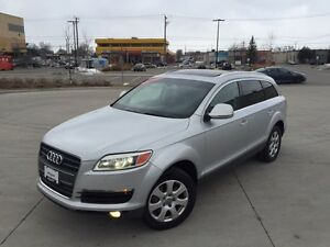 2007 Audi Q7 3.6L *PREMIUM PKG,LEATHER,PANORAMIC SUNROOF!!!*