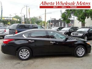 2017 NISSAN ALTIMA 2.5 S WE FINANCE ALL EASY FINANCE APPLY NOW