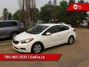 2014 Kia Forte LX; AUTOMATIC, AIR CONDITIONING, BLUETOOTH