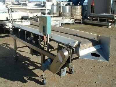 Milltronics Scale Weigh Belt Conveyor Model 65075-10-0103