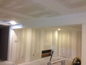 DRYWALL TAPER FOR HIRE (519)981-8301 Windsor Region Ontario image 3