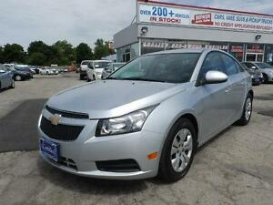 2014 Chevrolet Cruze 1LT TURBO ECO BACK UP CAMERA BLUETOOTH