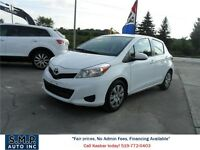 2012 Toyota Yaris No Accident