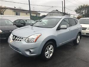 NISSAN ROGUE 2012 AUTOMATIQUE FULL AC MAGS CAMERA 105000KM