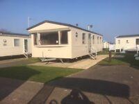 Haven caister caravan for hire