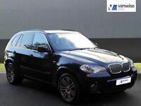 2013 BMW X5 xDrive M Sport 4.0d Diesel black Automatic