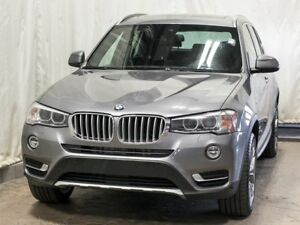 2017 BMW X3 xDrive28i AWD w/ Navigation, Leather, Panoramic Mo