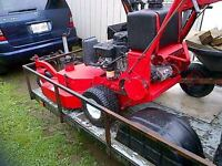 36 Inch Commercial Mower