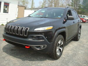 2015 Jeep Cherokee TRAIL HAWK SUV