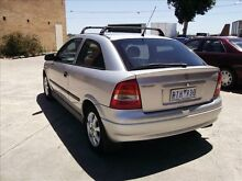 2002 Holden Astra TS Equipe Silver 4 Speed Automatic Hatchback Mordialloc Kingston Area Preview