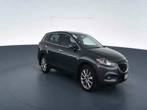 2013 Mazda CX-9 MY14 Luxury (FWD) Grey 6 Speed Auto Activematic Wagon Virginia Brisbane North East Preview
