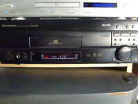 Pioneer Laserdisc player.