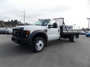 2008 Ford F-450 Super Duty XL 14ft Chassis