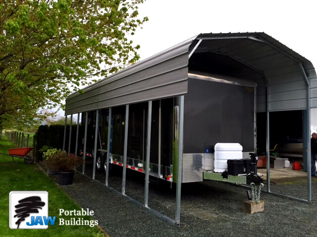 RV Cover / Boat Cover - Portable Metal Carport | Other ...