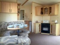 SPACIOUS FAMILY HOLIDAY HOME PITCH FEES INCLUDED TILL 2019 READY NOW ESSEX COAST