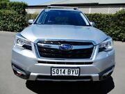 2016 Subaru Forester S4 MY17 2.5i-S CVT AWD Silver 6 Speed Constant Variable Wagon Glenelg East Holdfast Bay Preview