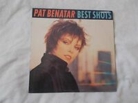 LP Record Vinyl LP Best Shots – Pat Benatar Chrysalis PATV 1 Stereo £4
