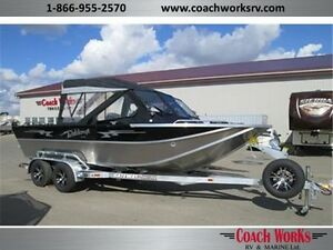 2015 Weldcraft 20 Sabre Jet Boat V8 PLASTIC ANCHOR CALL MIKE Edmonton Edmonton Area image 1