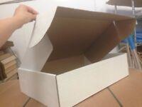 Brand new multi listing cardboard boxes 60 x 41x 16cm
