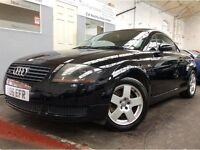 Audi TT 1.8 T Quattro 3dr HEATED LEATHER, 4WD