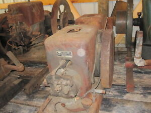 antique hit and miss stationary engine