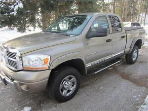 2006 Dodge Ram 3500 6 speed Manual 5.9 Cummins Diesel