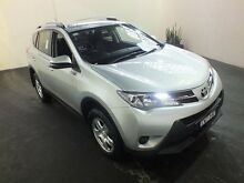 2014 Toyota RAV4 ZSA42R MY14 GX 2WD Silver Pearl Constant Variable Wagon Clemton Park Canterbury Area Preview