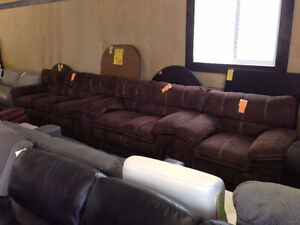 Couches, Chairs, and Loveseats