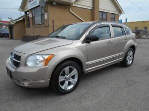 2010 DODGE Caliber SXT 2.0L Automatic Certified & E-Tested